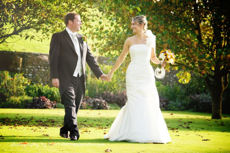 Natural reportage wedding photographer Sussex